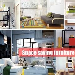Space Saving Sofa Beds Light Rattan Set Furniture For A Compact Living
