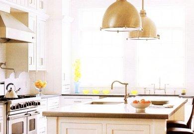 Kitchen Lighting Over Island Ideas