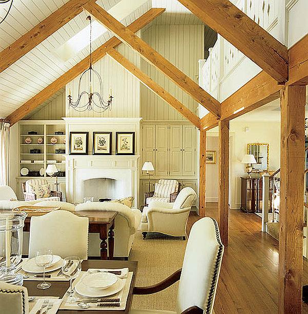 Cottage Decorating Interior