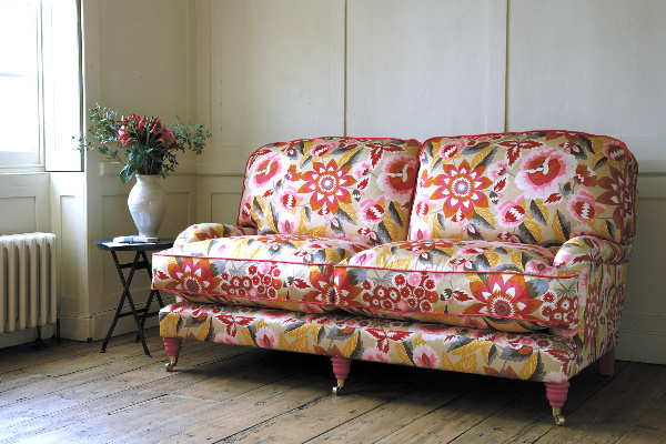 Back to Decorating With Patterned Upholstered Furniture