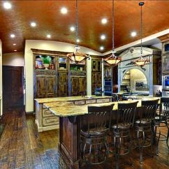 Play Kitchens For Sale Diy Kitchen Countertops Luxury Tuscan Style Mansion In Washington Is An ...