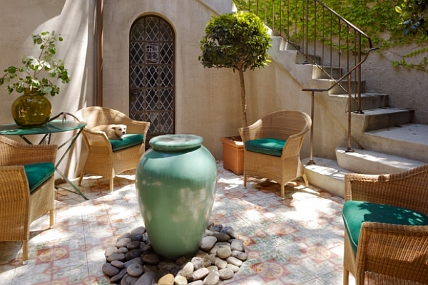 Small Outdoor Furniture Set