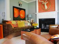 Decorating With Orange: How to Incorporate a Risky Color ...
