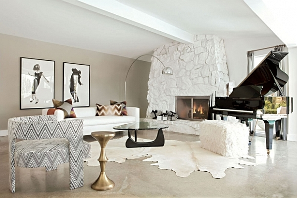 Luxurious Living Room Concepts 25 Amazing Decorating Ideas