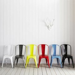 Plastic Stool Chair Malaysia Red Covers For Folding Chairs 25 Sleek Industrial Furniture Finds