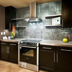 Modern Kitchen Backsplash Commercial Aid Mixer 12 Unique Designs View In Gallery