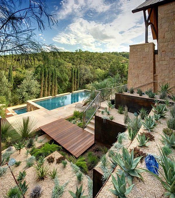 Draw Backyard Landscape Design
