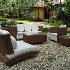 Patio Chair Cushions Lowes Leg Pads For Hardwood Floors Outdoor Design: Choosing Elegant Furniture