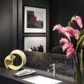 More inspiration how to design a picture perfect powder room