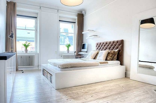 Simple Stylish One Bedroom Apartment In The Heart Of