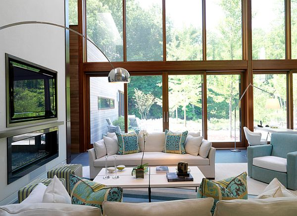 living room arrangements with sectionals large round chairs for best colors a positive mood interior