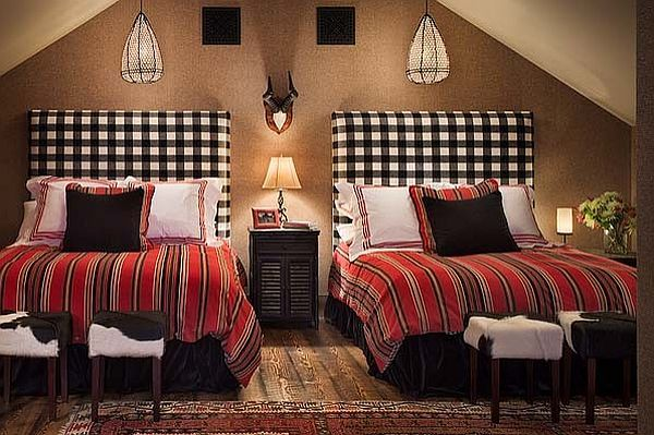 As you browse bedroom furniture ideas and wall decor inspiration, make sure to save them to an ideabook and make notes on any bedroom designs and themes that make you feel at home! Checkered Patterns for Home Decor: Charming or Cheap?
