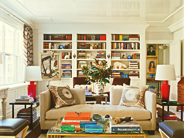 20 Bookshelf Decorating Ideas
