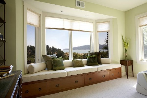 large square corner sofa kivik assembly review how to utilize the bay window space