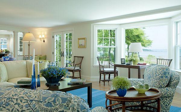 Blue Green Living Room Ideas Centerfieldbar Com Part 19