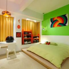 Modern Sofa Sets Designs Single Ottoman Bed Rainbow Designs: 20 Colorful Home Decor Ideas