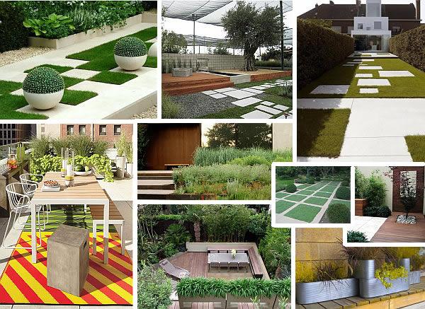 20 Modern Landscape Design Ideas