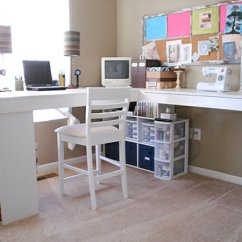 White Living Room Furniture Argos Wall Lighting Fixtures 18 Diy Desks To Enhance Your Home Office