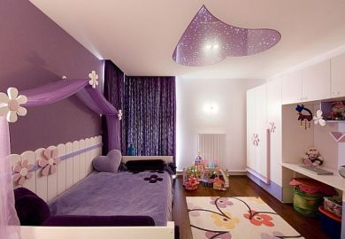 Teen Bedroom Ideas Purple