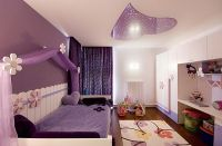 Teen Bedroom Design Purple - Home Decorating Ideas