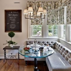 Kitchen Nook Table Pottery Barn Kitchens 22 Stunning Breakfast Furniture Ideas View In Gallery