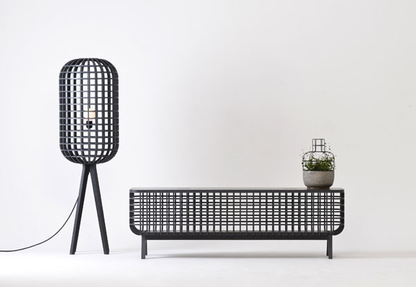 Dami Furniture Traditional Korean design with an eco