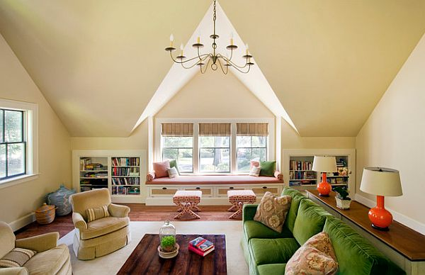 Girl Looking Into Space Wallpaper Attic Conversion Ideas For A Flawless Makeover