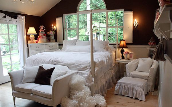 Spicing Up Your White Bedroom The Perfect Backdrop of Color and Dcor