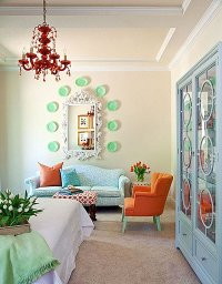 BACK TO: Pastel Interior Design That Takes the Cake