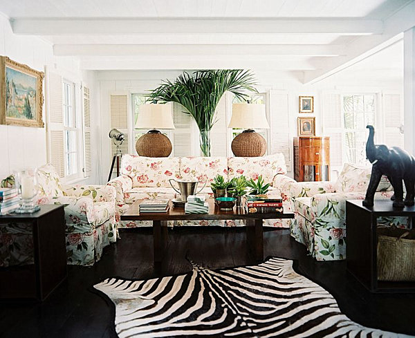 Tropical Interior Decorating