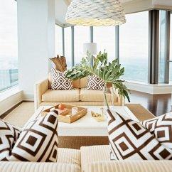 Tropical Living Room Decor Corner Cabinets Make A Splash With Interior Design Rooms