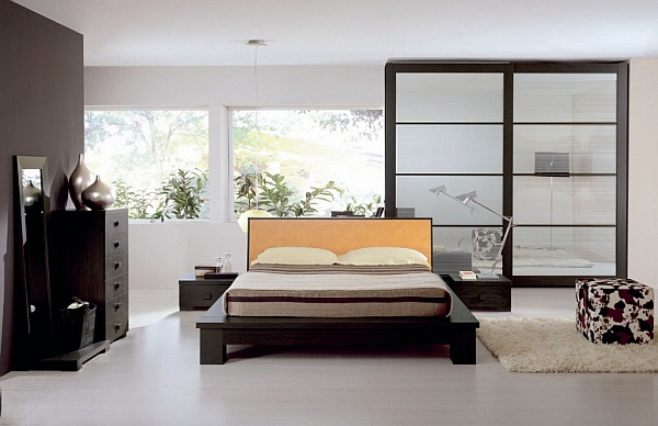 white floors in bedroom Spicing Up Your White Bedroom: The Perfect Backdrop of Color and Décor
