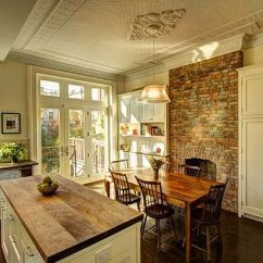 How To Decorate A Long Living Room With Fireplace In The Middle Sets Raleigh Nc Five Tricks Bring Back Farmhouse Charm Into Your ...