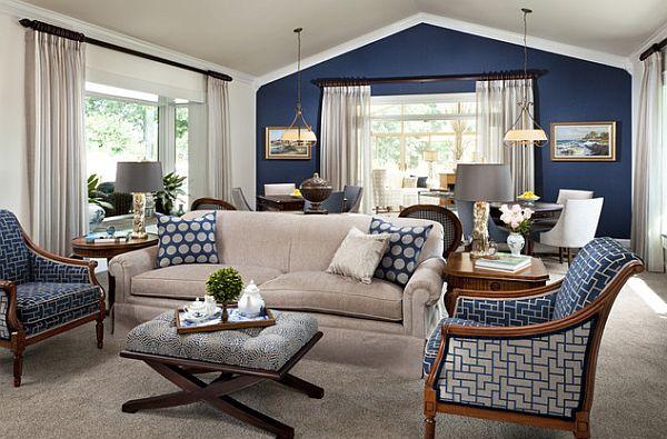 Blue Grey Living Room Designs | Aecagra.org
