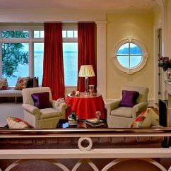 Green And Red Living Room Set Furniture How To Decorate Your Home With Color Pairs View In Gallery Colorful Purple Bold Orange Colors