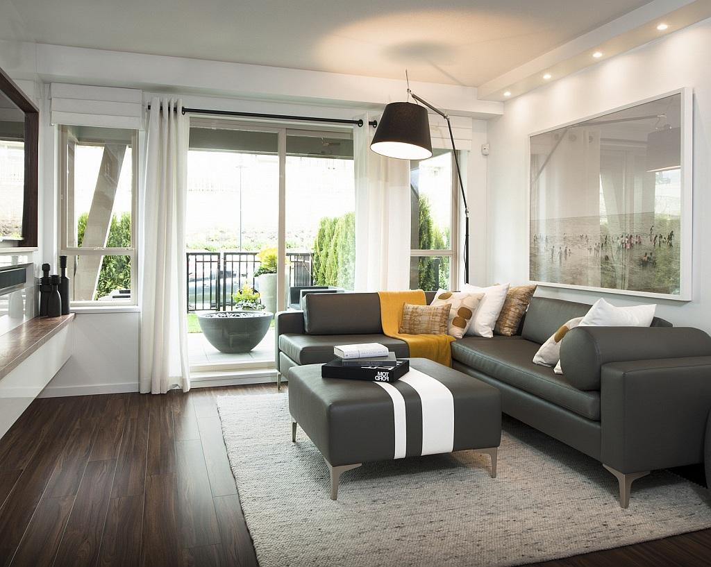 Dark Wood Living Room Furniture UkHouse Decor