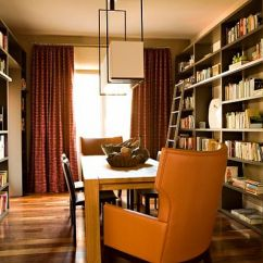 Colorful Office Chairs Jenny Lind Rocking Chair Cherry Creative Home Library Designs For A Unique Atmosphere