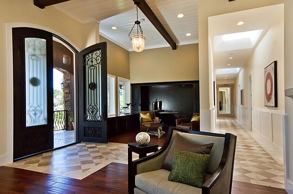 inviting entryway ideas which burst with welcoming coziness - Entryway Design Ideas