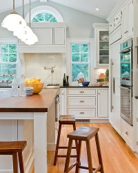 Choosing The Right Knobs & Pulls For Kitchen Cabinets ...