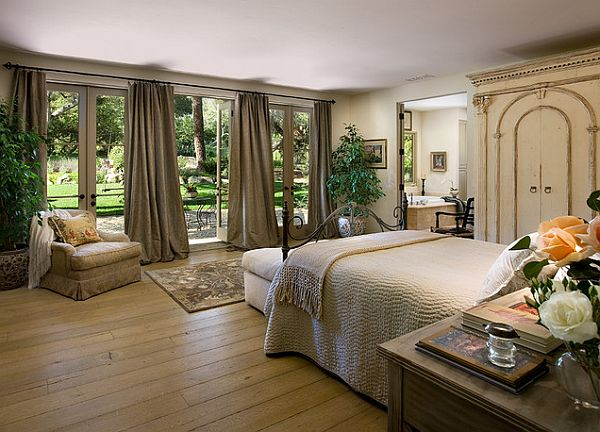 mediterranean bedroom design Decorating with a Mediterranean Influence: 30 Inspiring Pictures