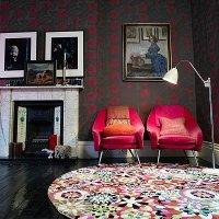 Fluorescent Decor: Neon Interior Design Ideas to Brighten