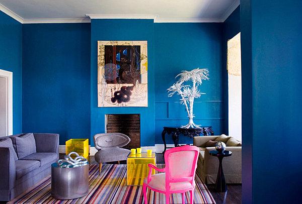 Fluorescent Decor Neon Interior Design Ideas to Brighten