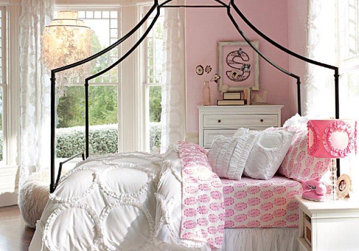 Teen Vogue Bedding White