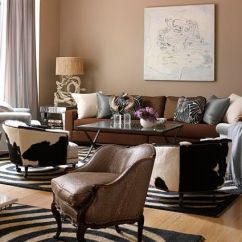 Safari Decorations For Living Room Yellow Colour Scheme Decorating With A Modern Theme