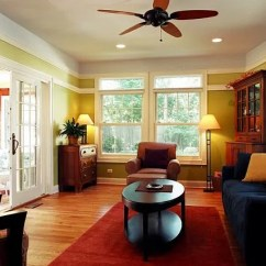 Painting Walls Different Colors Living Room Redecorating How To Pull Off Two Toned View In Gallery Tone Colored
