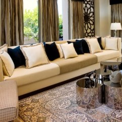 Arabian Living Room Accent Furniture For 7 Modern Arabic Villa Designs That Celebrate Opulence
