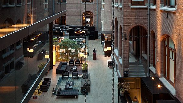 Conservatorium Hotel Amsterdam Integrating the vintage
