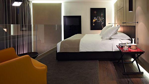 art deco living room ideas decorate open kitchen conservatorium hotel amsterdam: integrating the vintage ...
