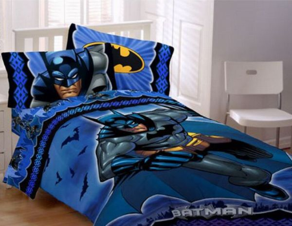 Boys Bedding: 28 Superheroes Inspired Sheets