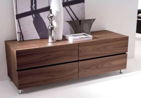 a modern wooden chest  Decoist